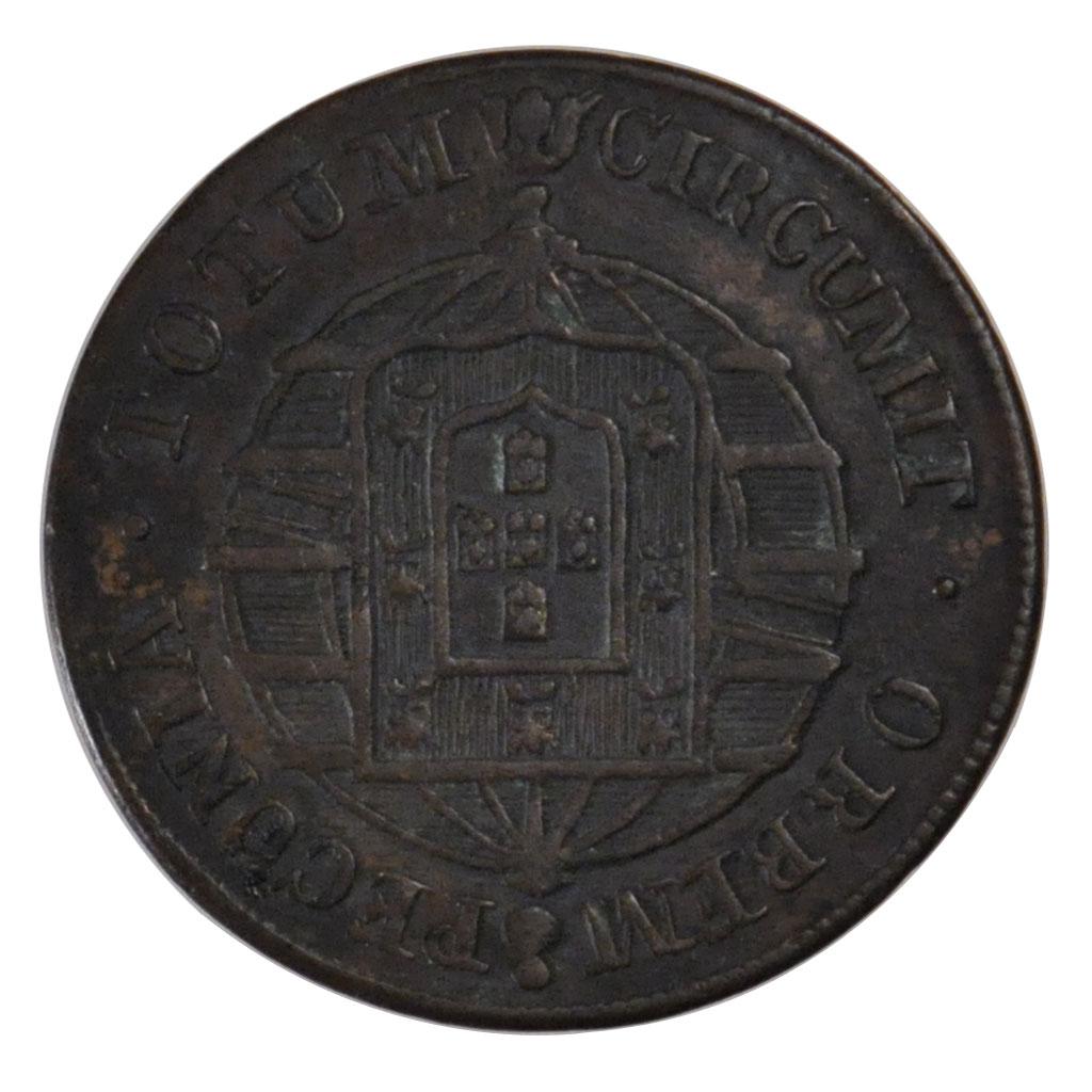 57234 br sil joao vi 10 reis sup 10 reis de 51 for Chambre de commerce france bresil