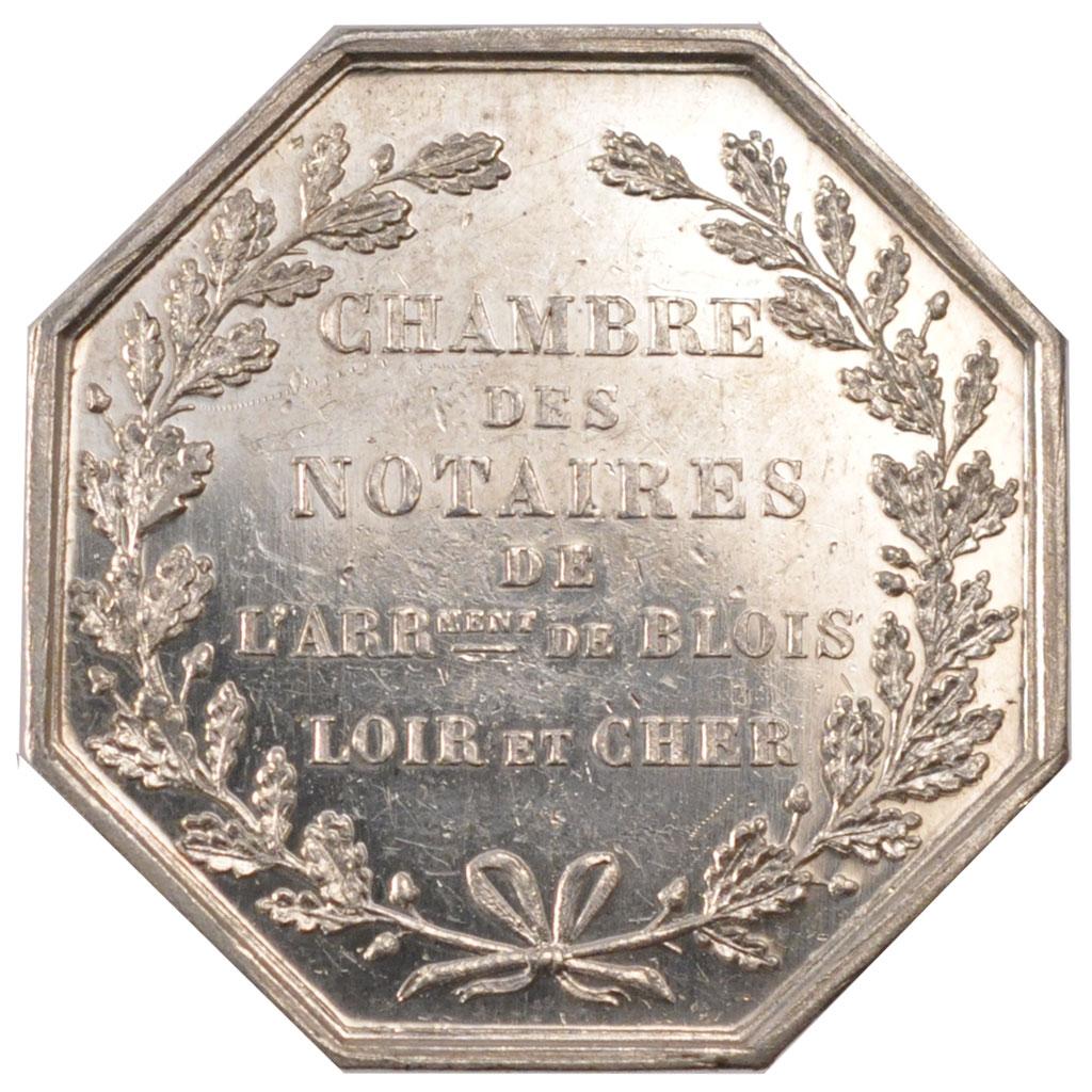 57769 chambre des notaires de l 39 arrondissement de blois jeton sup jeton de 51 150 - Chambre du commerce blois ...