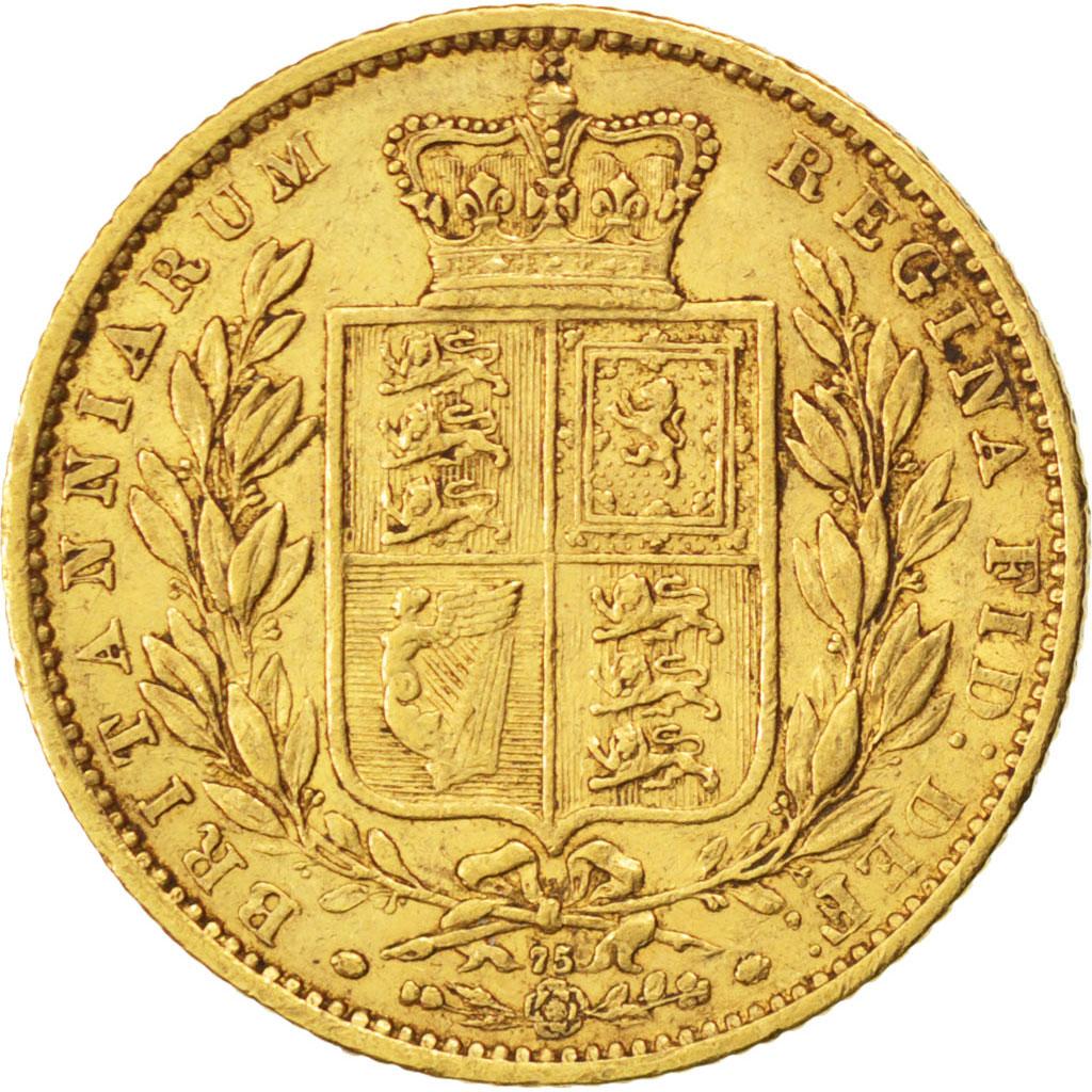 59346 grande bretagne victoria souverain ecusson 1864 for Chambre de commerce francaise en grande bretagne