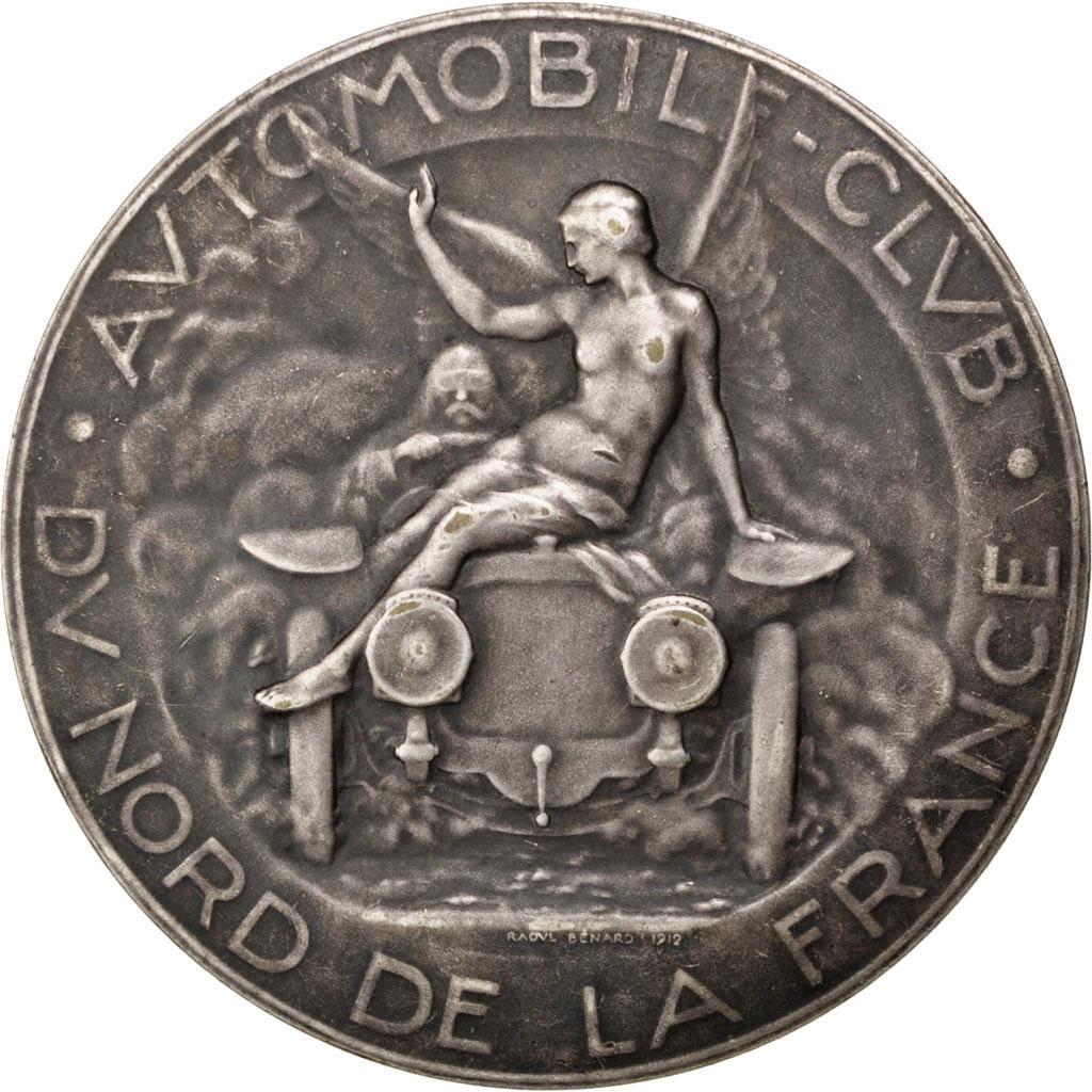 63662 automobile club du nord de la france m daille ttb automobile benard m daille de. Black Bedroom Furniture Sets. Home Design Ideas