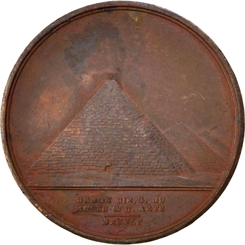 66447 directoire conqu te de la basse egypte m daille for Chambre de commerce francaise en egypte
