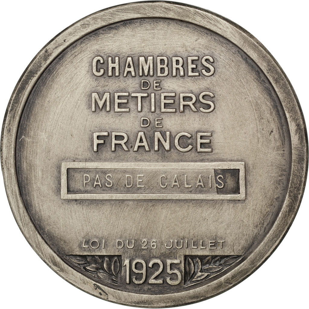 68660 chambres des m tiers de france m daille sup for Chambre de metiers france