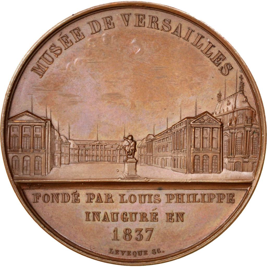 69216 louis philippe ier mus e de versailles m daille sup arts culture m daille de 51 - Chambre de commerce de versailles ...