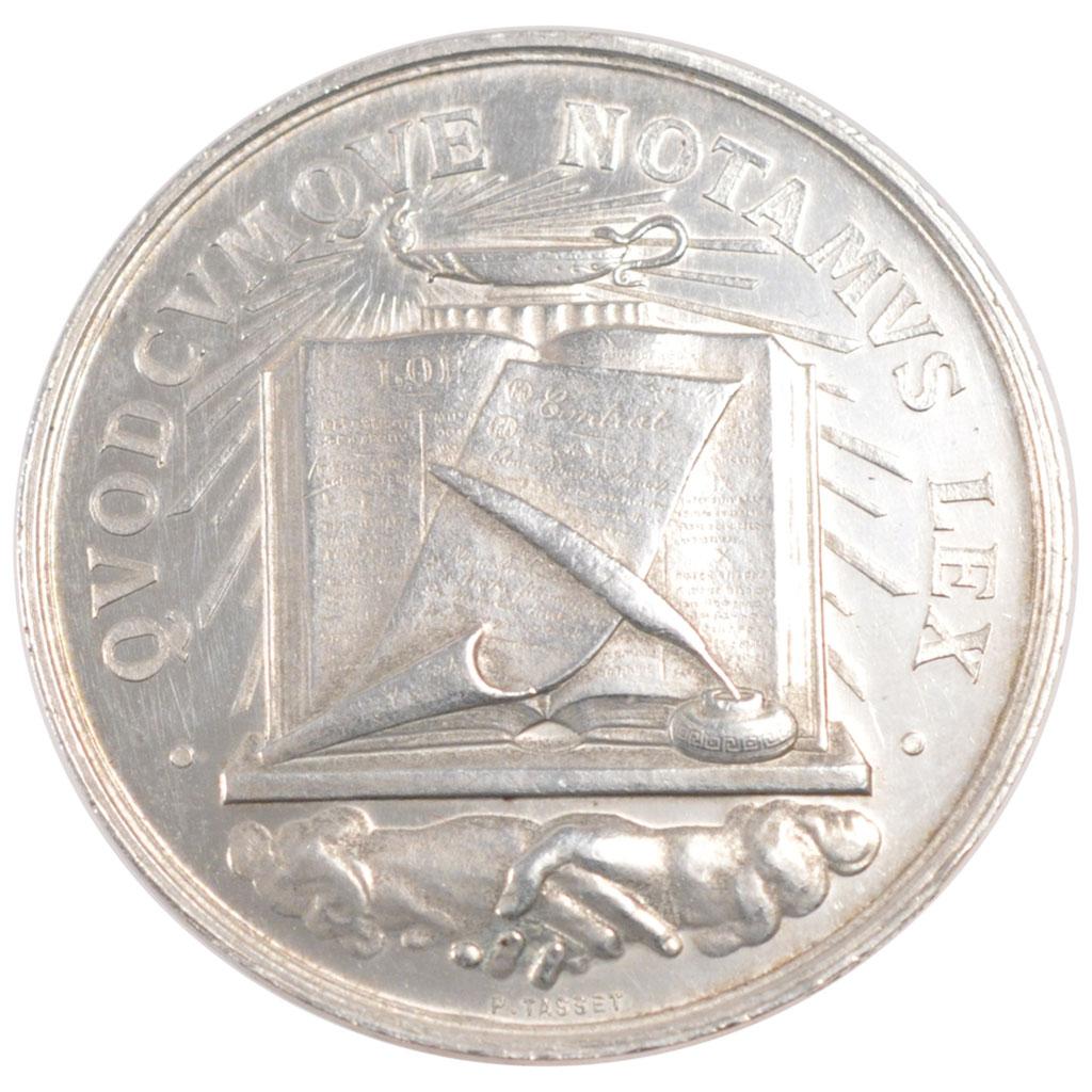 Toutes nos monnaies et billets sont expertis s et garantis for Chambre de notaire paris