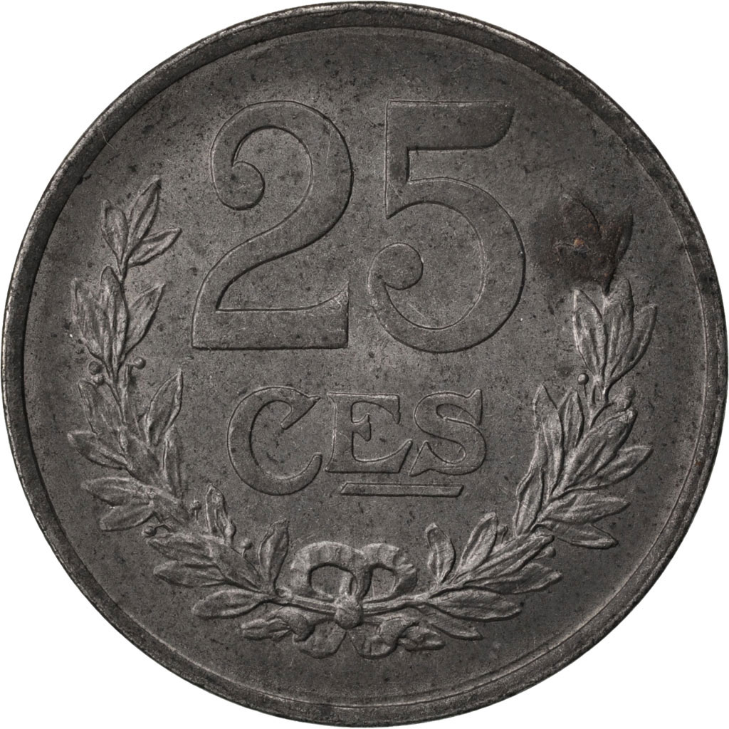 72116 luxembourg charlotte 25 centimes sup 25 - Comptoir des fers et metaux sa luxembourg ...