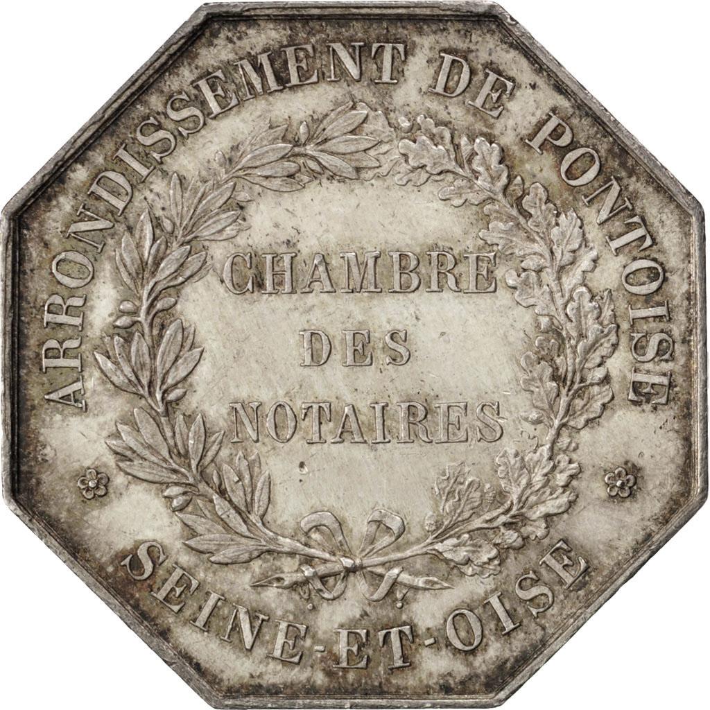 72331 notaires de l 39 arrondissement de pontoise jeton - Chambre de commerce pontoise ...