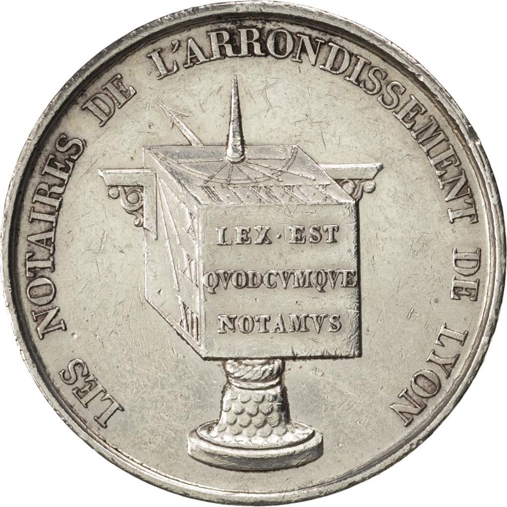 72348 notaires de l 39 arrondissement de lyon jeton ttb jeton de 51 150 euros argent - Chambre des notaires lyon ...