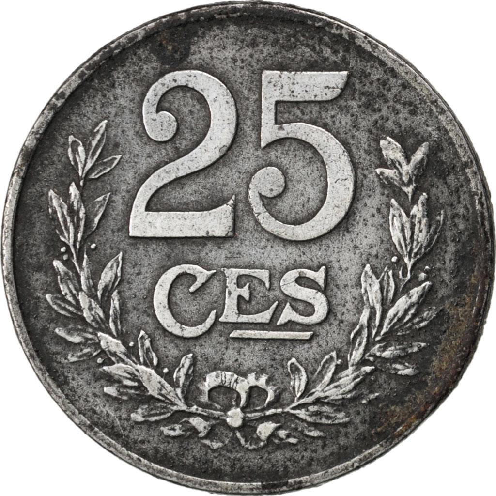 72501 luxembourg charlotte 25 centimes ttb 25 - Comptoir des fers et metaux sa luxembourg ...