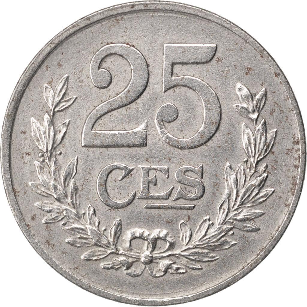72503 luxembourg charlotte 25 centimes ttb 25 - Comptoir des fers et metaux sa luxembourg ...