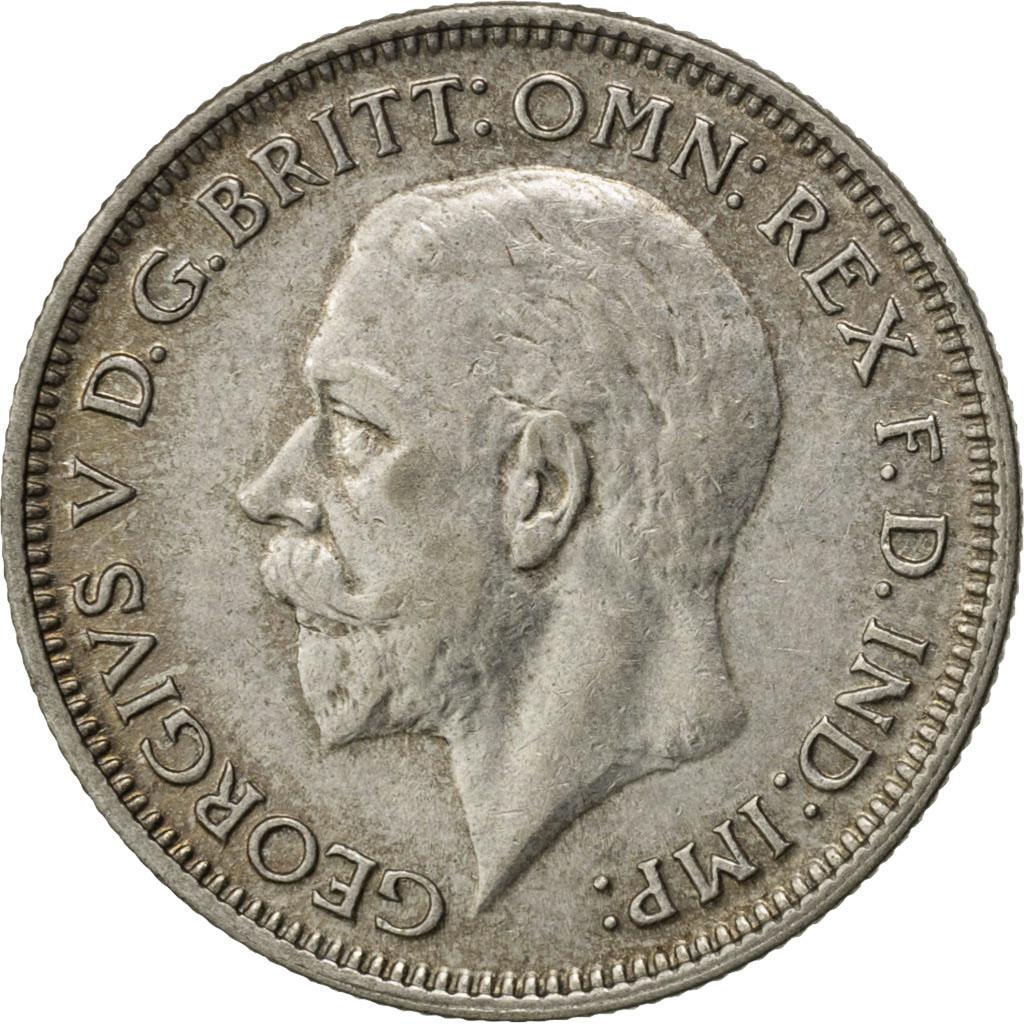 72626 grande bretagne georges v 6 pence sup 6 pence - Chambre de commerce francaise de grande bretagne ...