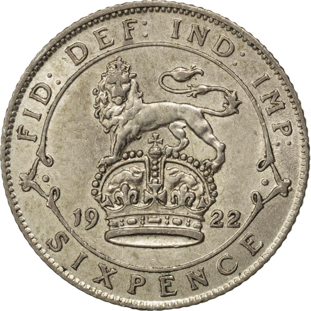 72629 grande bretagne georges v 6 pence ttb 6 pence - Chambre de commerce francaise de grande bretagne ...