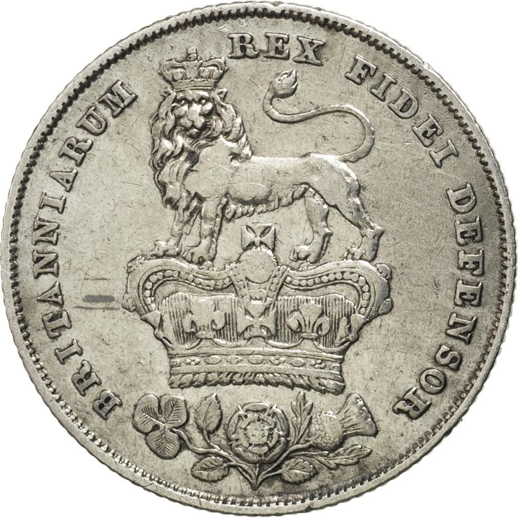 72690 grande bretagne georges iv shilling ttb - Chambre de commerce francaise de grande bretagne ...