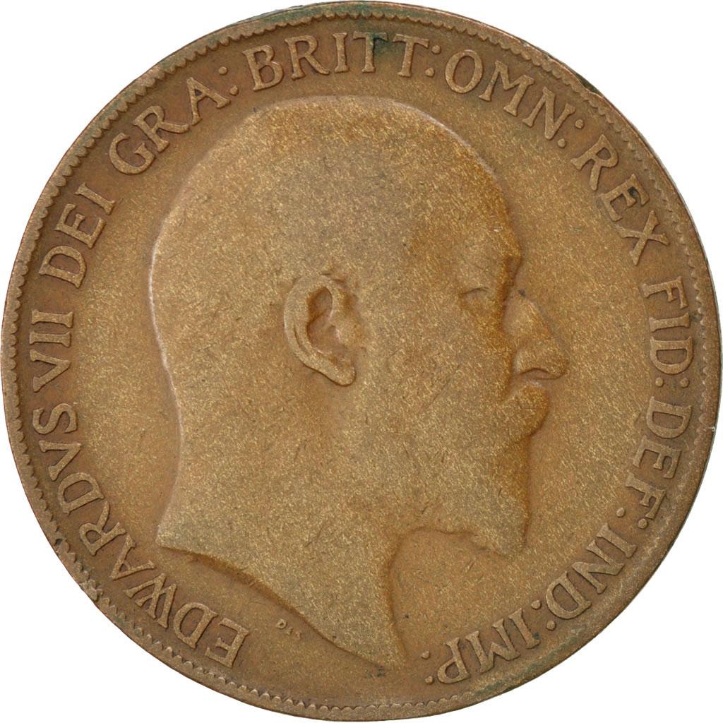 74280 grande bretagne douard vii penny 1908 km 794 2 for Chambre de commerce francaise de grande bretagne