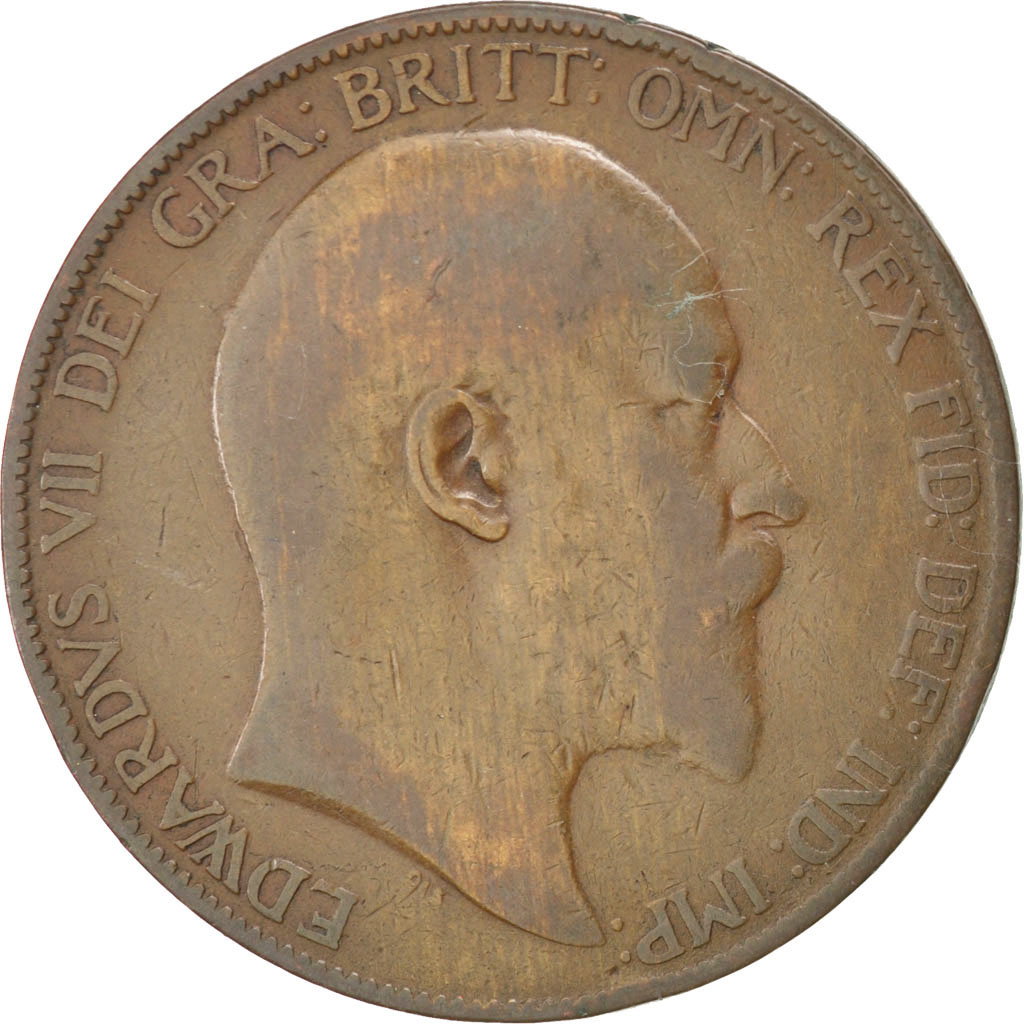 74281 grande bretagne douard vii penny 1904 km 794 2 - Chambre de commerce francaise de grande bretagne ...