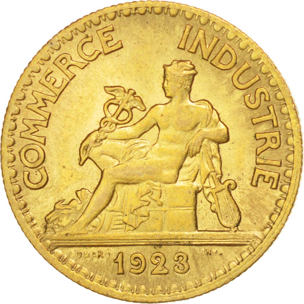 77652 france chambre de commerce 50 centimes 1923 for Chambre de commerce de france bon pour 2 francs 1923