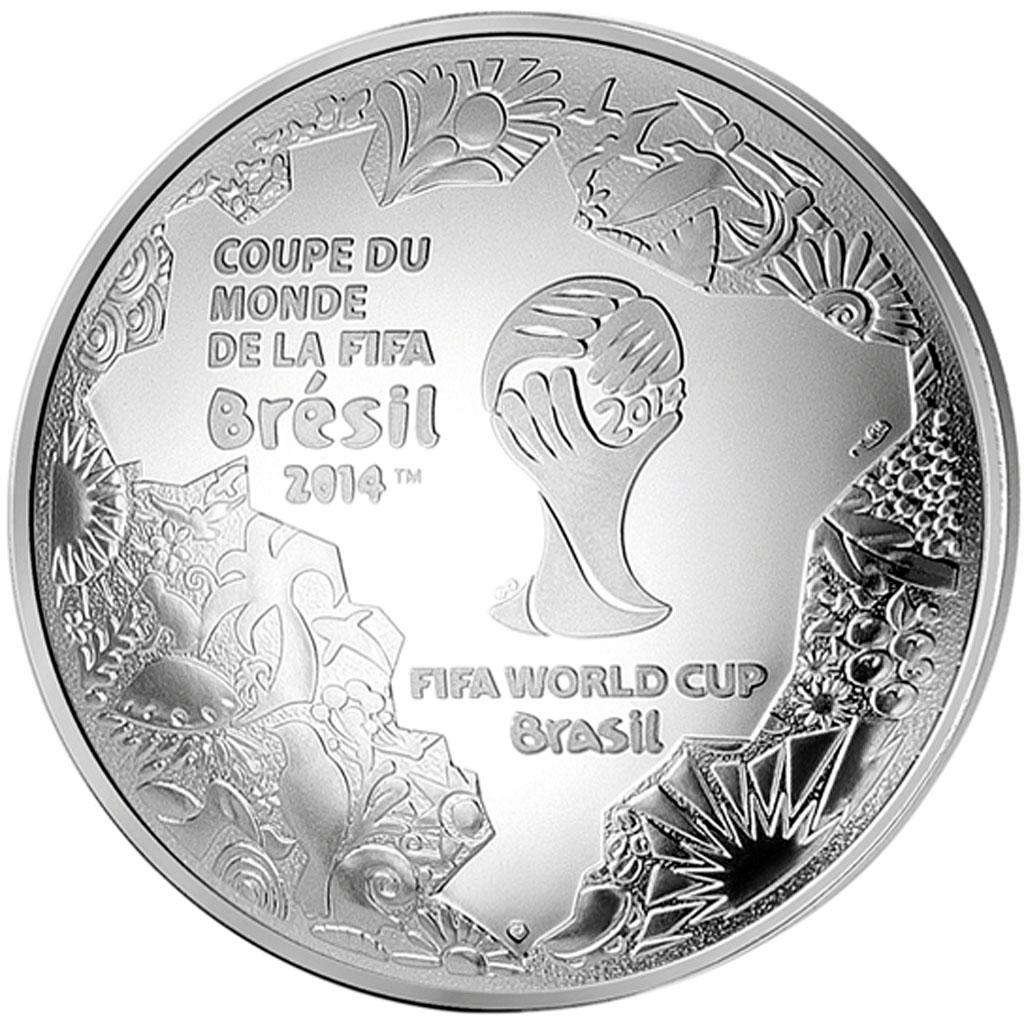 81769 v me r publique 10 euro fifa coupe du monde au - Coupe du monde de la fifa bresil 2014 ...