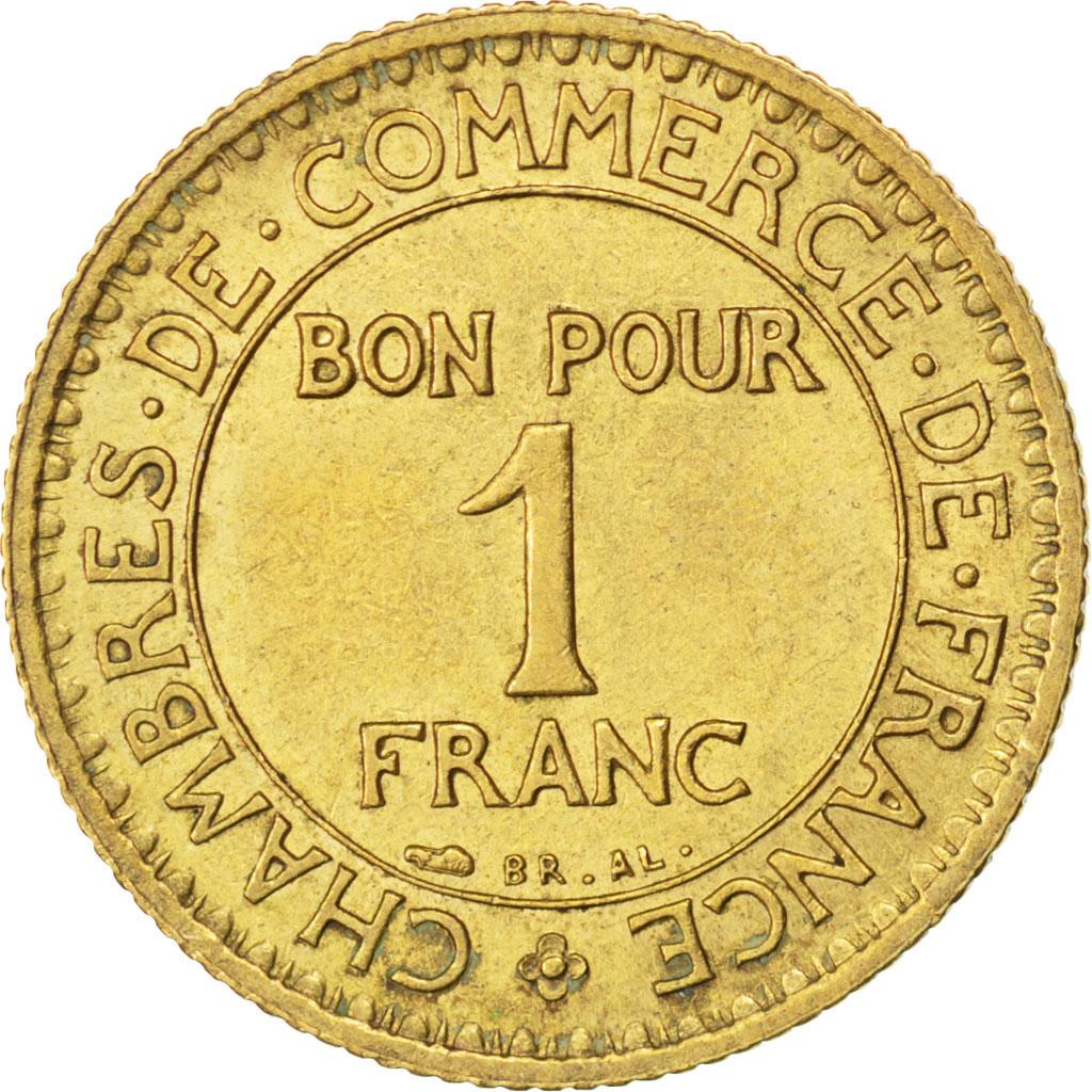 83616 iii me r publique 1 franc chambre de commerce 1922 for Bon pour 1 franc chambre de commerce