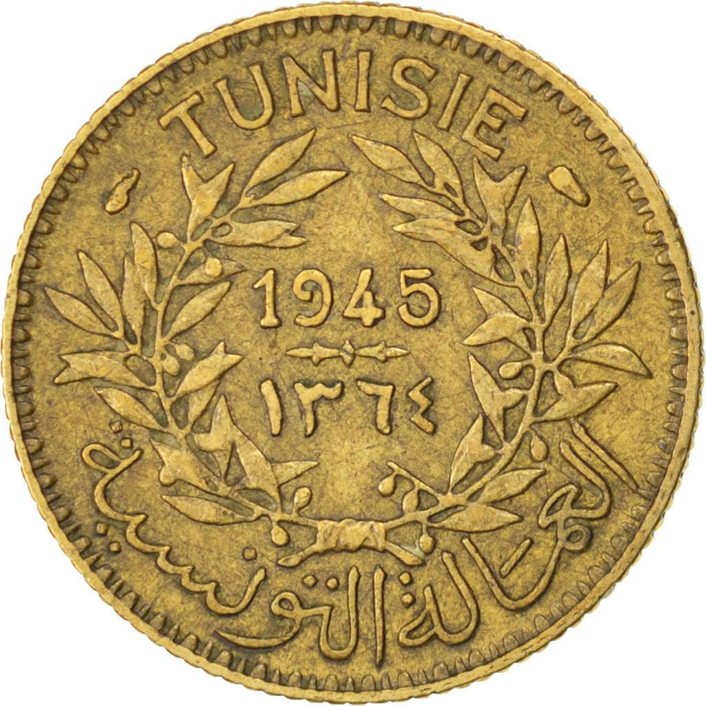 83702 tunisie bon pour 1 franc 1945 km 247 ttb 1 for Bon pour 1 franc chambre de commerce