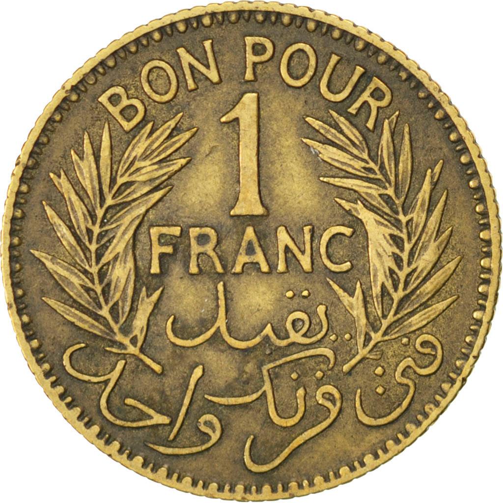 83703 tunisie bon pour 1 franc 1941 km 247 ttb 1 for Bon pour 1 franc chambre de commerce