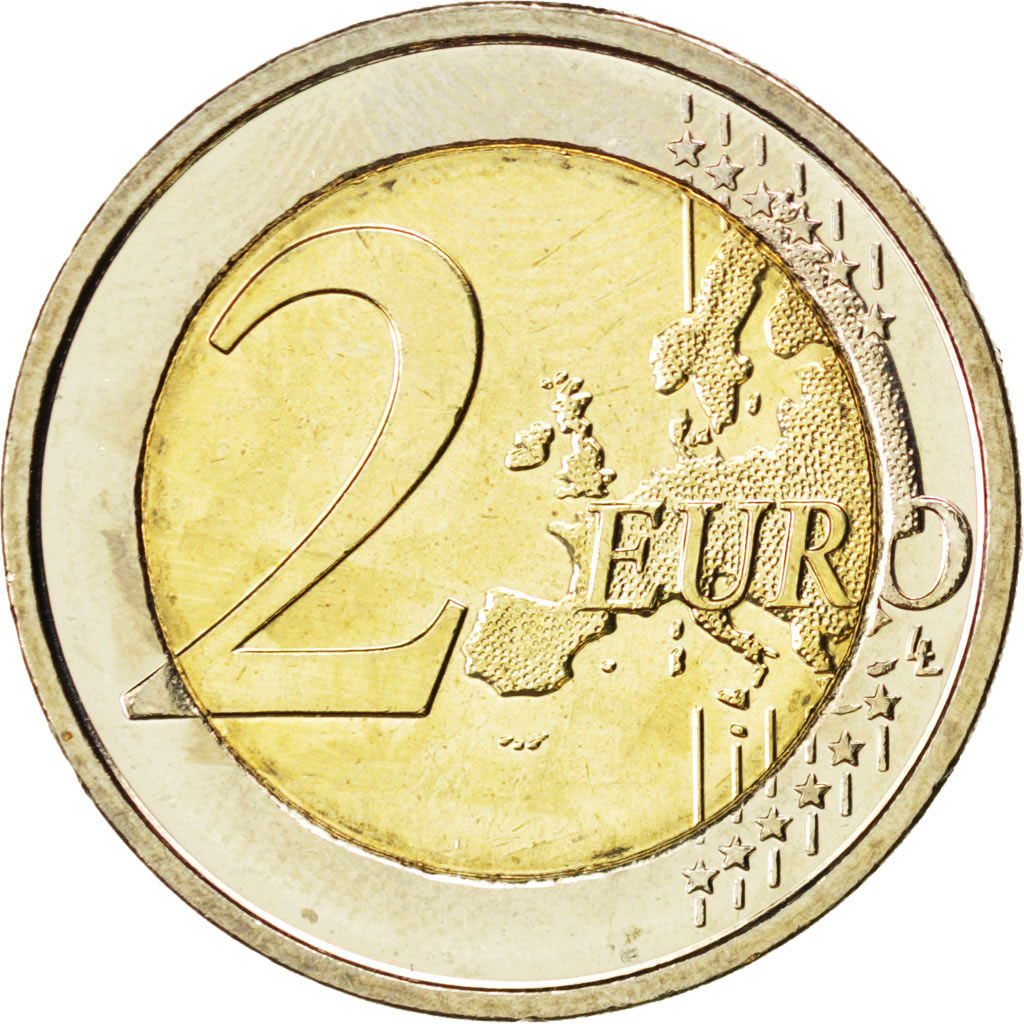 84977 belgique 2 euro 10 ans de l 39 euro 2012 spl 2 for Chambre de partenariat euro afrique de belgique