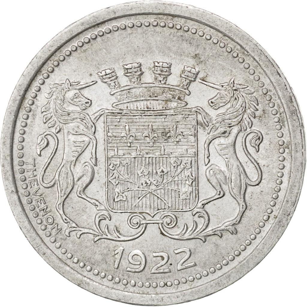 85296 amiens chambre de commerce 10 centimes 1922 elie for Chambre de commerce amiens