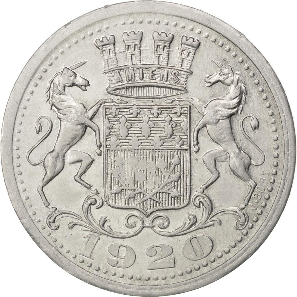 85297 amiens chambre de commerce 25 centimes 1920 elie for Chambre de commerce amiens