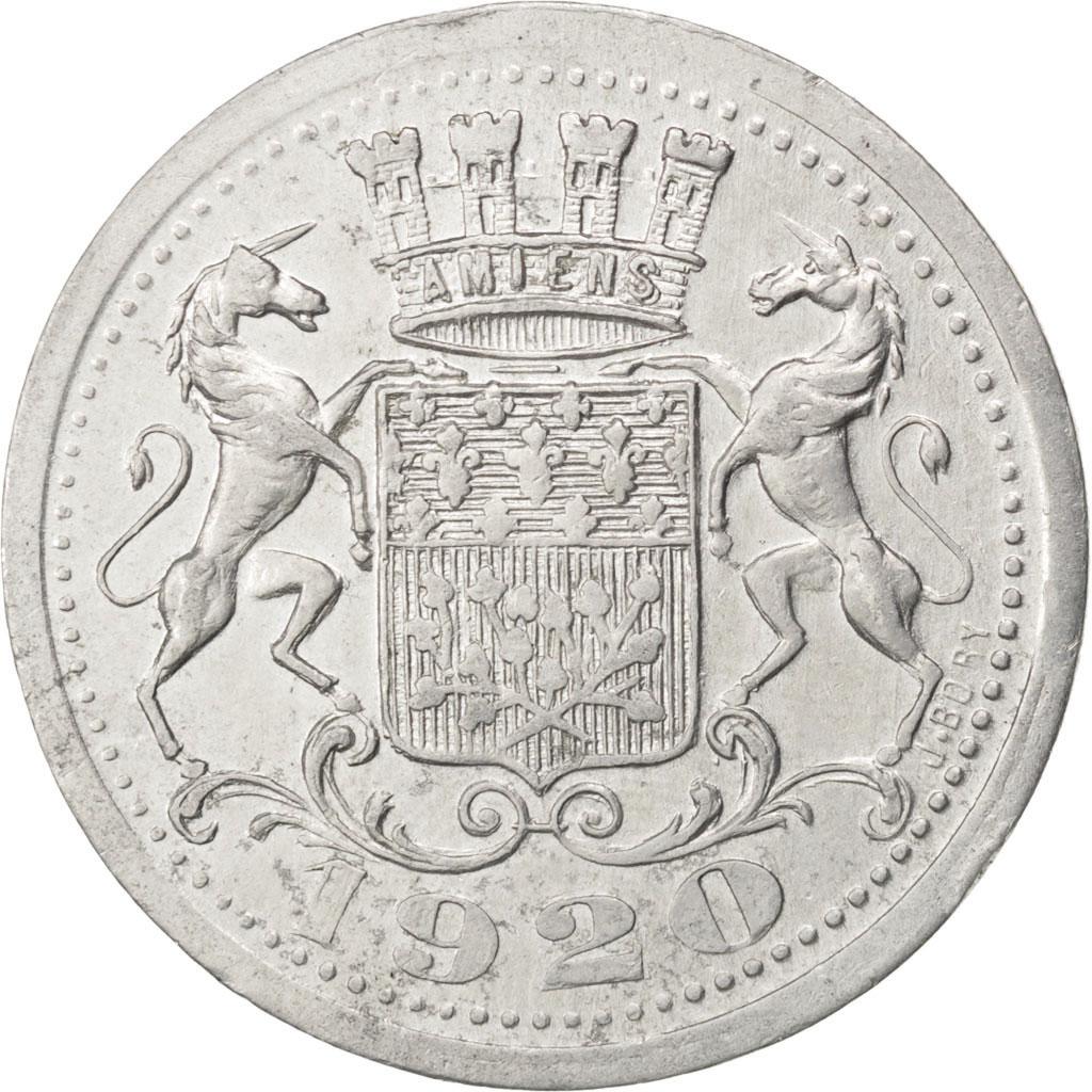 85298 amiens chambre de commerce 25 centimes 1920 elie for Chambre de commerce amiens