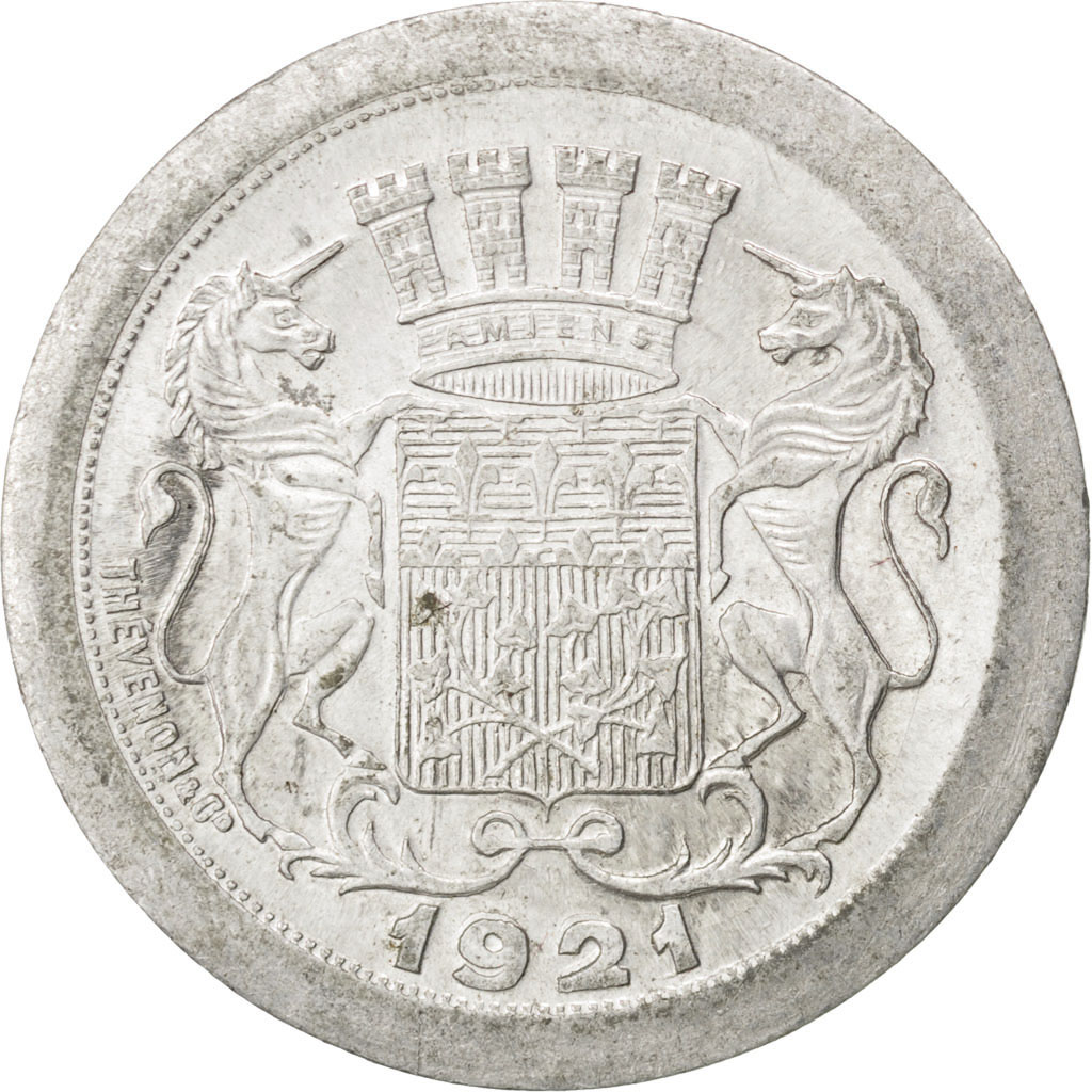 85302 amiens chambre de commerce 25 centimes 1921 elie for Chambre de commerce amiens