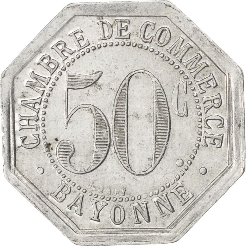 85355 bayonne chambre de commerce 50 centimes 1920 elie 10 5 ttb 50 centimes de 5 15 - Chambre du commerce blois ...