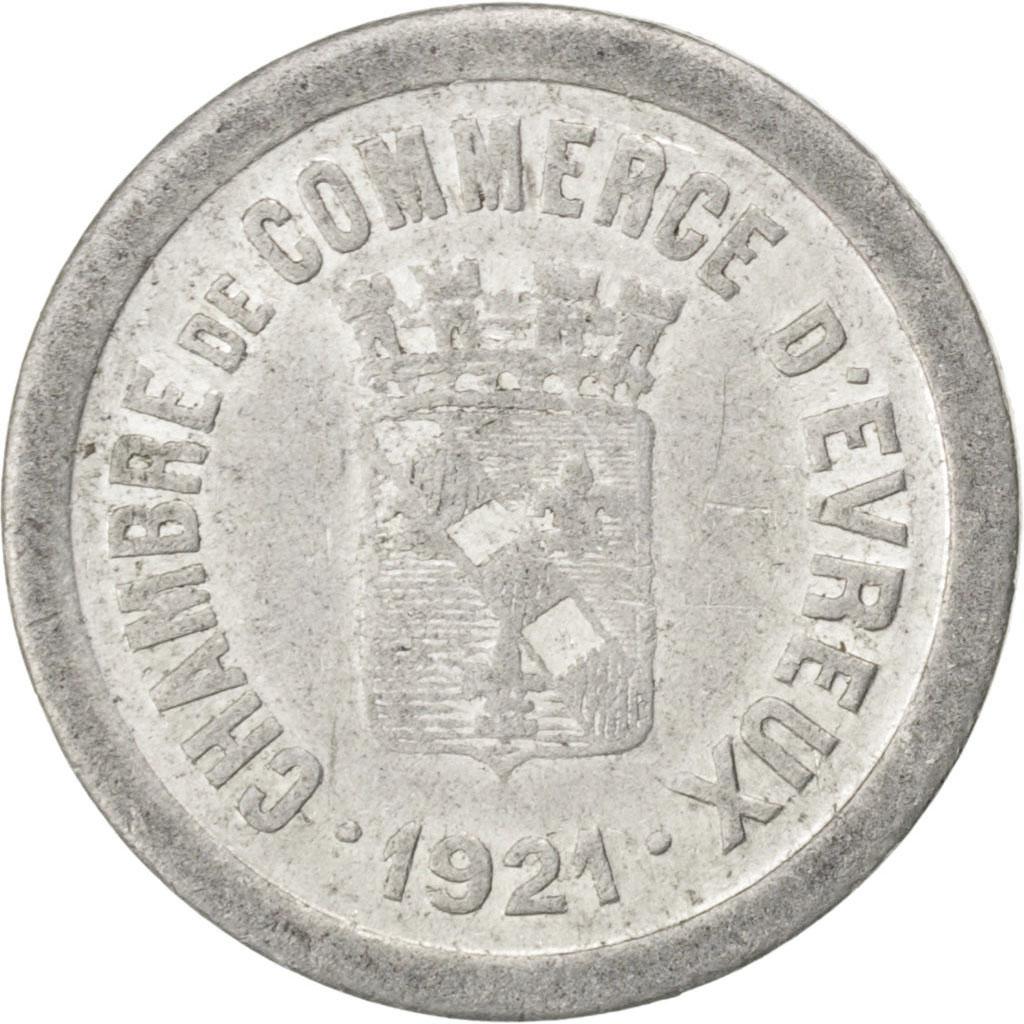 85558 evreux chambre de commerce 5 centimes 1921 elie for Chambre de commerce evreux