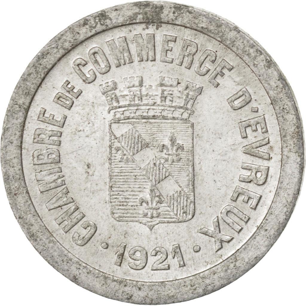 85559 evreux chambre de commerce 5 centimes 1921 elie for Chambre de commerce evreux