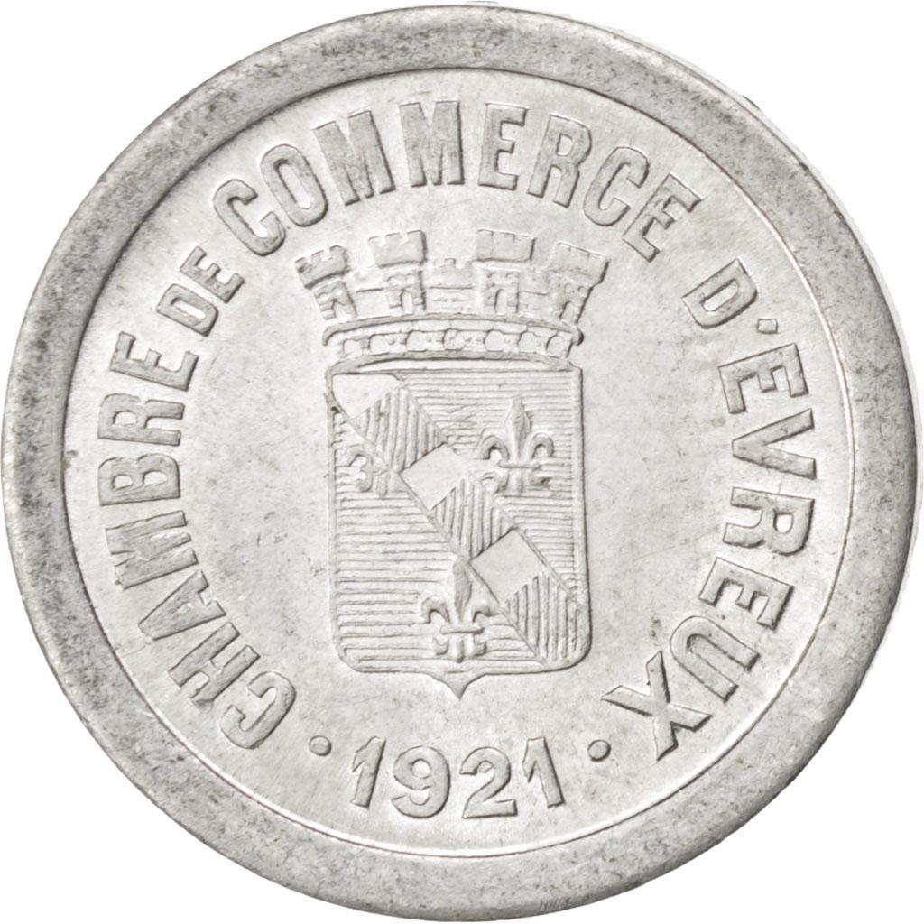 85560 evreux chambre de commerce 5 centimes 1921 elie for Chambre de commerce evreux