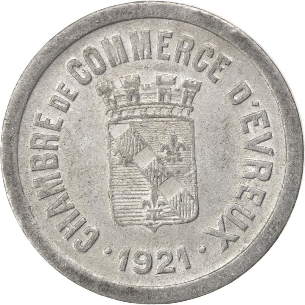 85563 evreux chambre de commerce 10 centimes 1921 elie for Chambre de commerce evreux