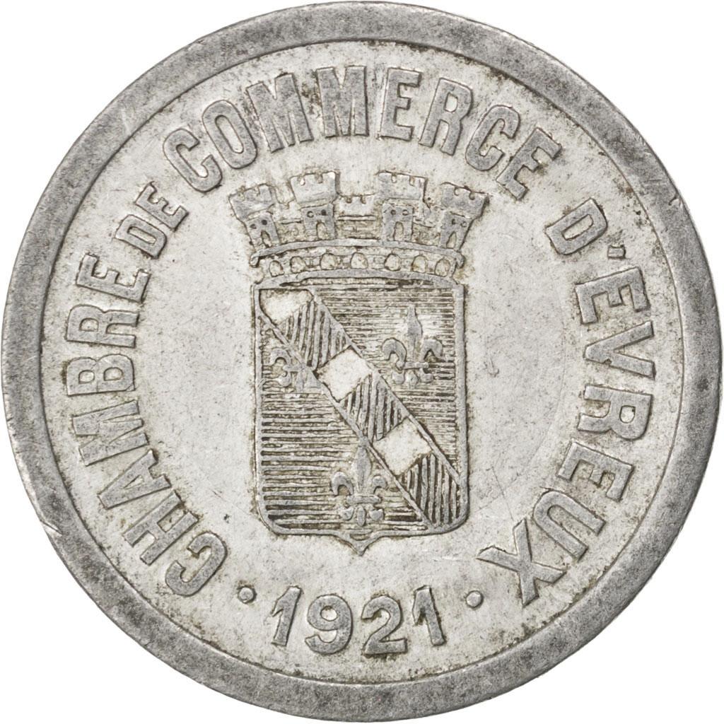 85564 evreux chambre de commerce 25 centimes 1921 elie for Chambre de commerce evreux