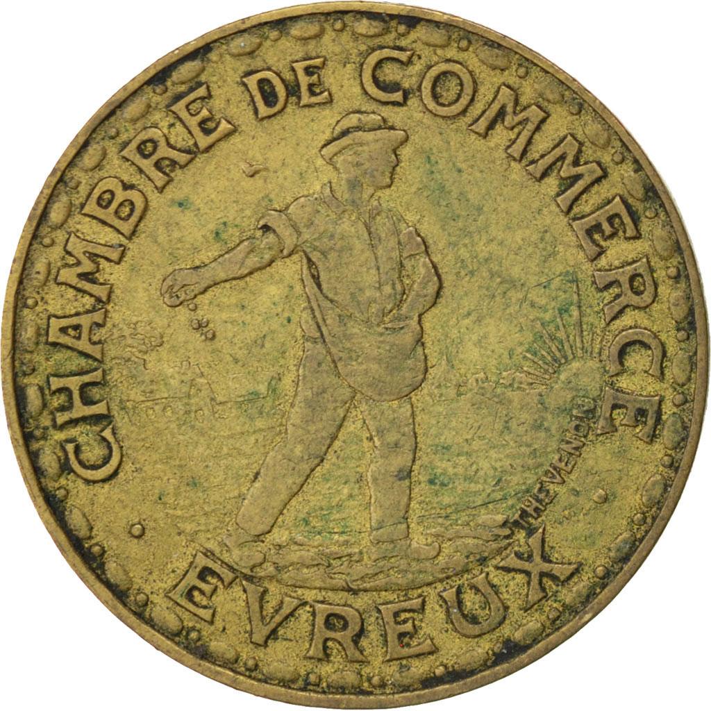 85567 evreux chambre de commerce 1 franc 1922 elie 10 for Chambre de commerce evreux