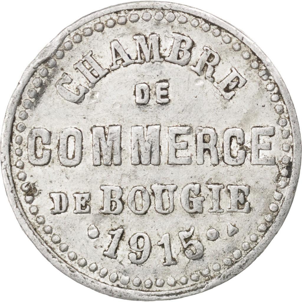 86197 alg rie bougie chambre de commerce 5 centimes 1915 elie tb 5 centimes de 16 - Chambre des commerces dunkerque ...
