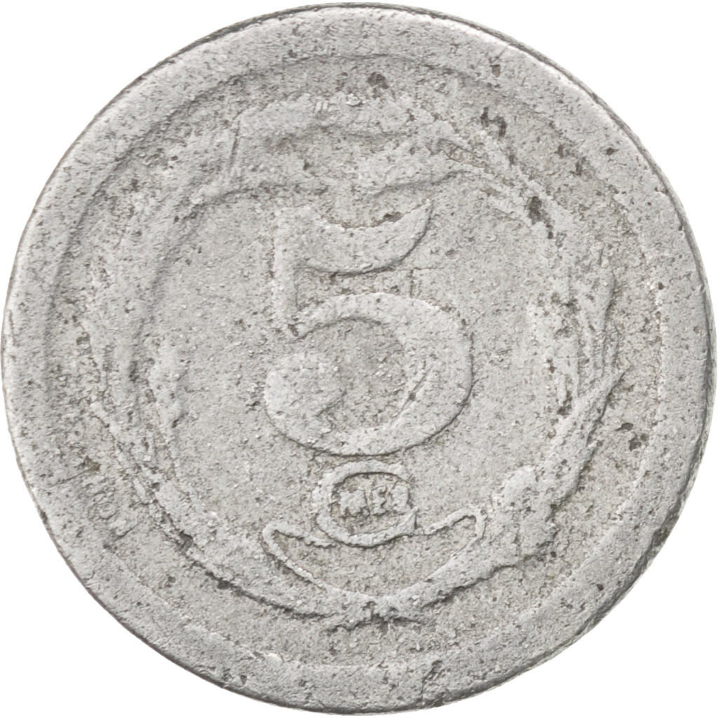 86202 djibouti chambre de commerce 5 centimes 1921 for Chambre de commerce djibouti