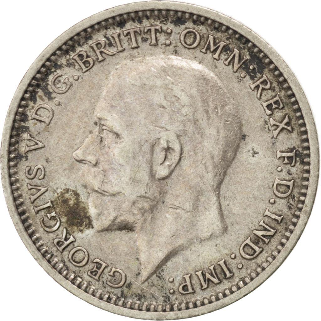 86278 grande bretagne georges v 3 pence 1935 km 831 - Chambre de commerce francaise de grande bretagne ...