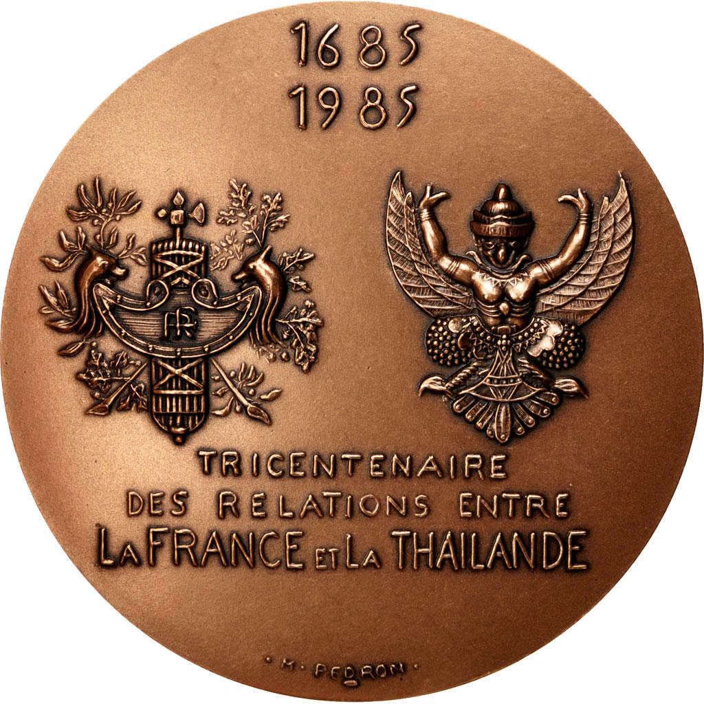 87827 m daille monnaie de paris relations diplomatiques for Chambre de commerce francaise en thailande