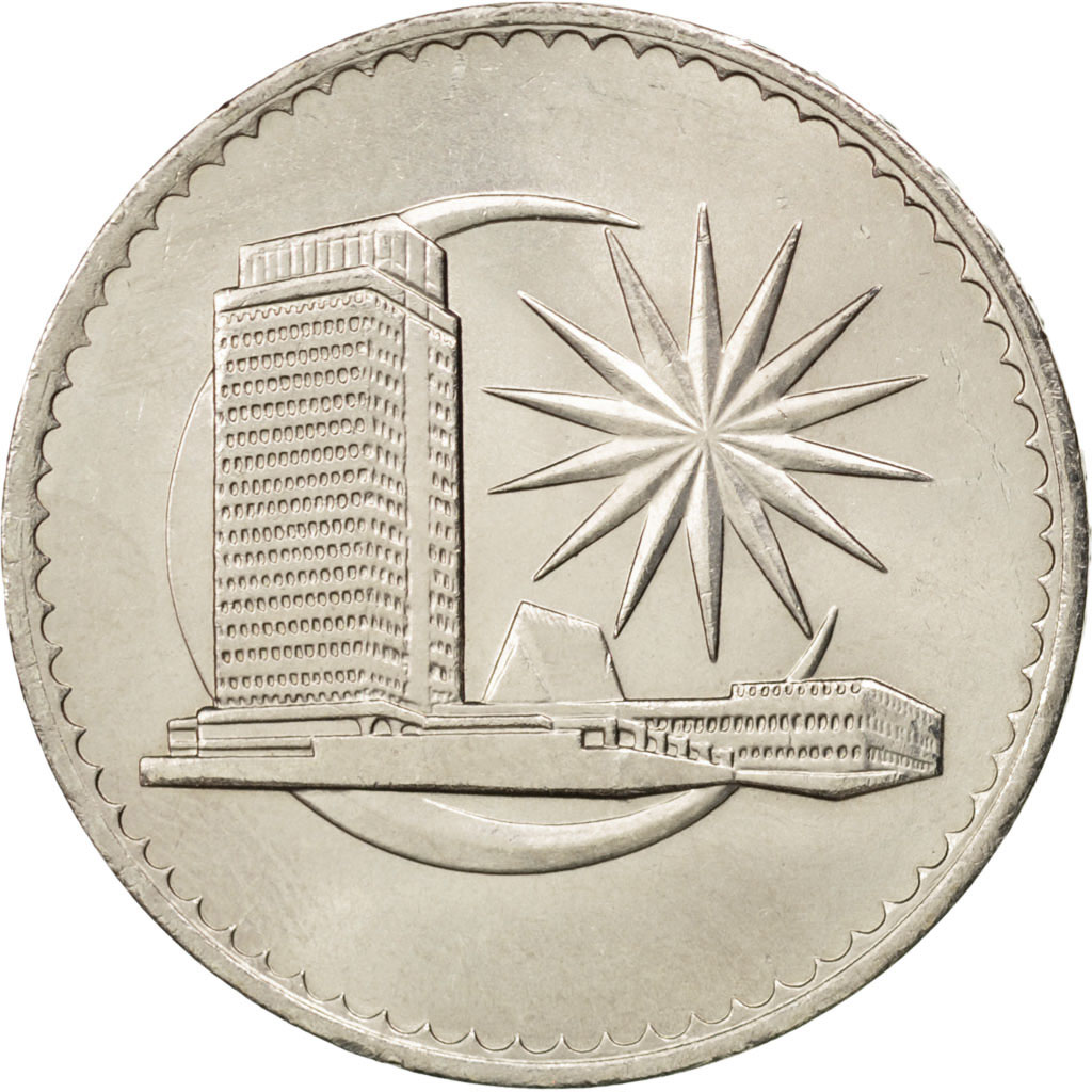 88392 malaisie 1 ringgit 1971 km 9 1 spl 1 ringgit de 5 15 euros cupro nickel 1971 - Chambre de commerce malaisie ...