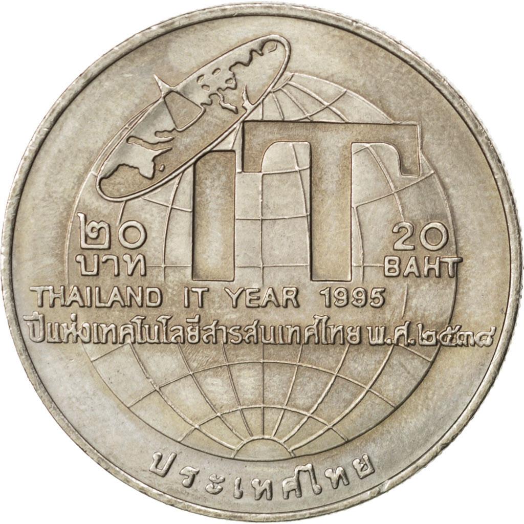 90765 tha lande 20 baht 1995 km 314 spl 20 baht de for Chambre de commerce francaise en thailande