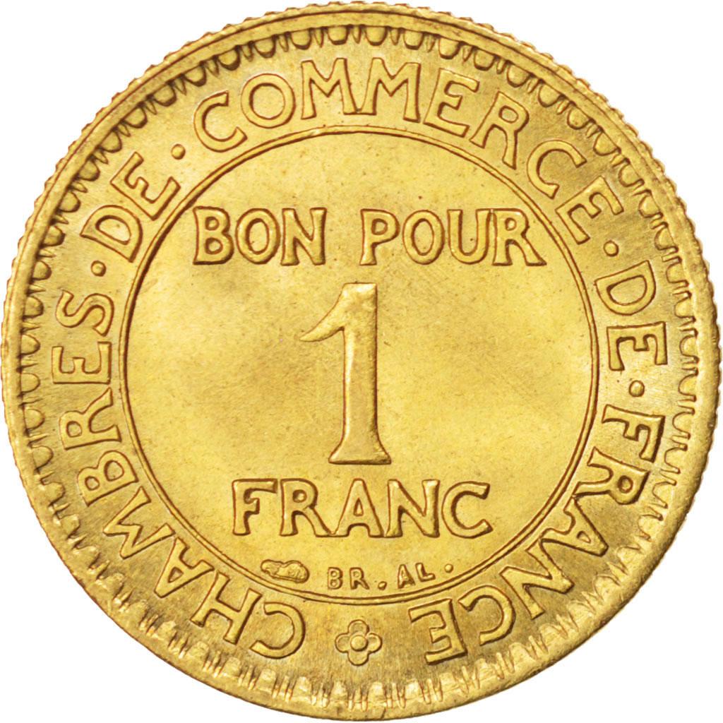 91432 iii me r publique 1 franc chambre de commerce 1923 for Bon pour 1 franc chambre de commerce