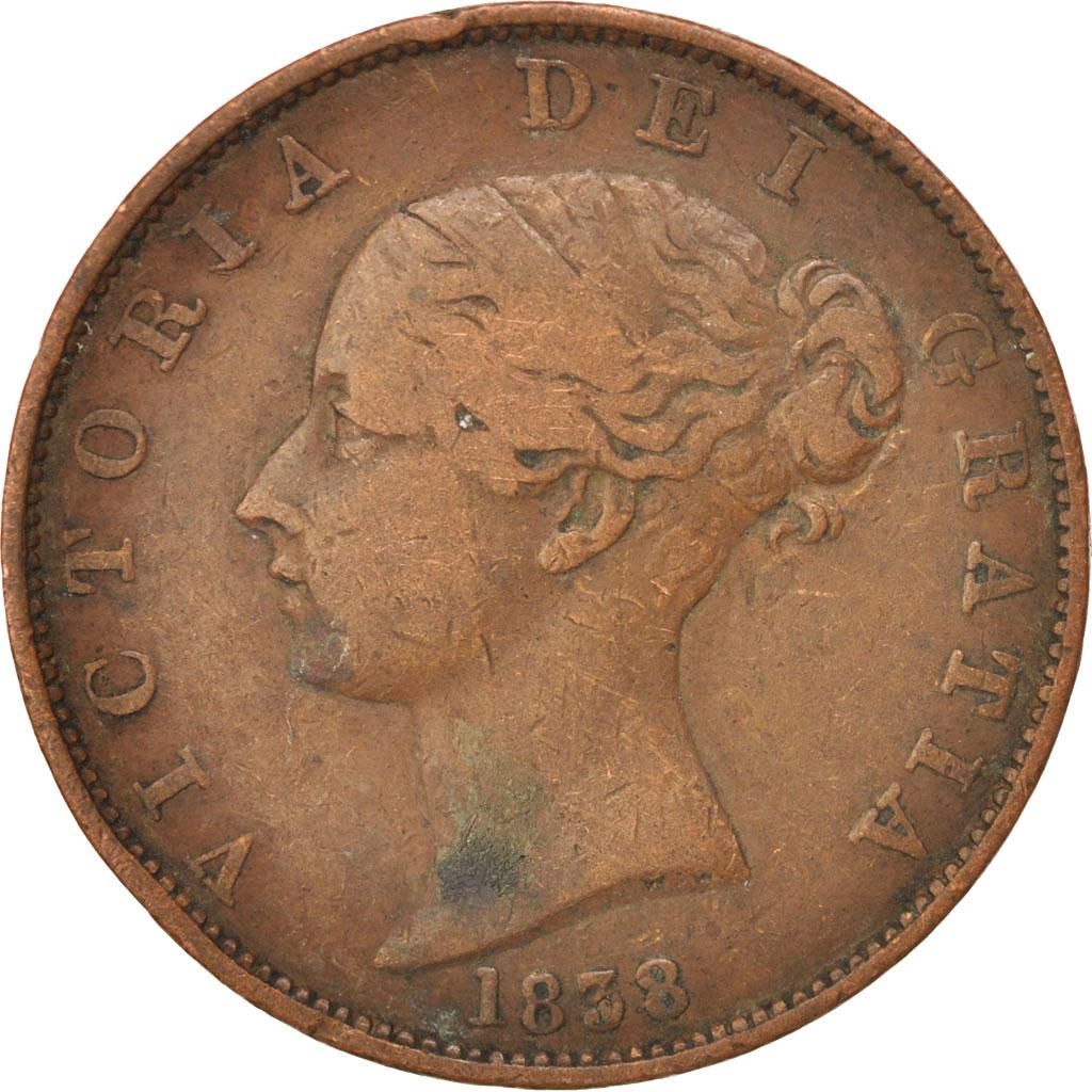 91510 grande bretagne victoria 1 2 penny 1838 km 726 for Chambre de commerce francaise de grande bretagne