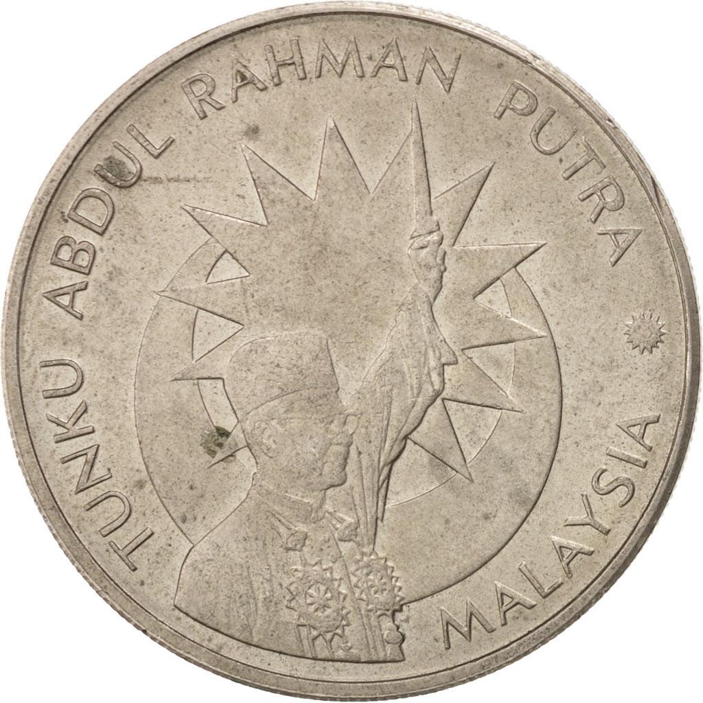 92187 malaisie 1 ringgit 1982 km 32 ttb 1 ringgit de 5 15 euros cupro nickel 1982 - Chambre de commerce malaisie ...