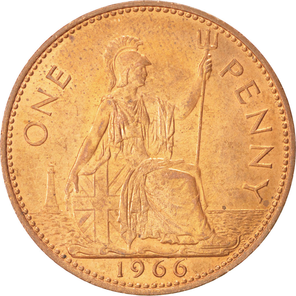 92826 grande bretagne elisabeth ii 1 penny 1966 km 897 for Chambre de commerce francaise de grande bretagne