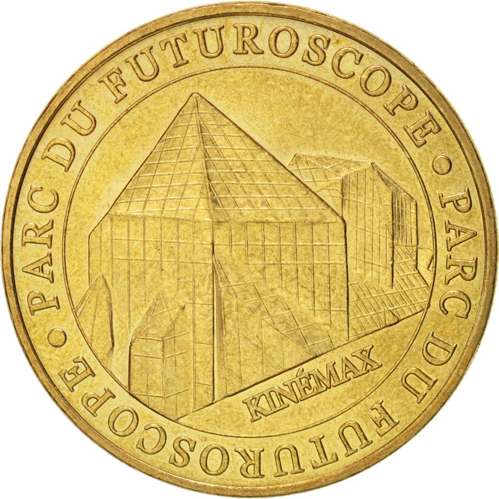 monnaie de paris futuroscope