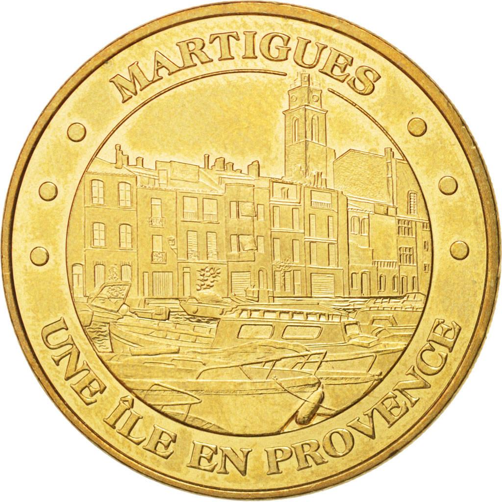 94254 france tourist token 13 martigues une ile en provence 2010 mdp spl monnaie de - Chambre de commerce martigues ...