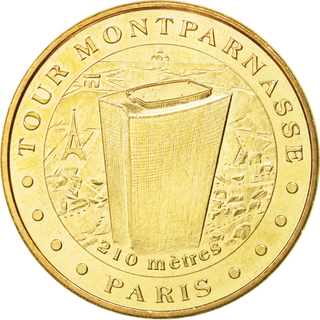 monnaie de paris tour montparnasse