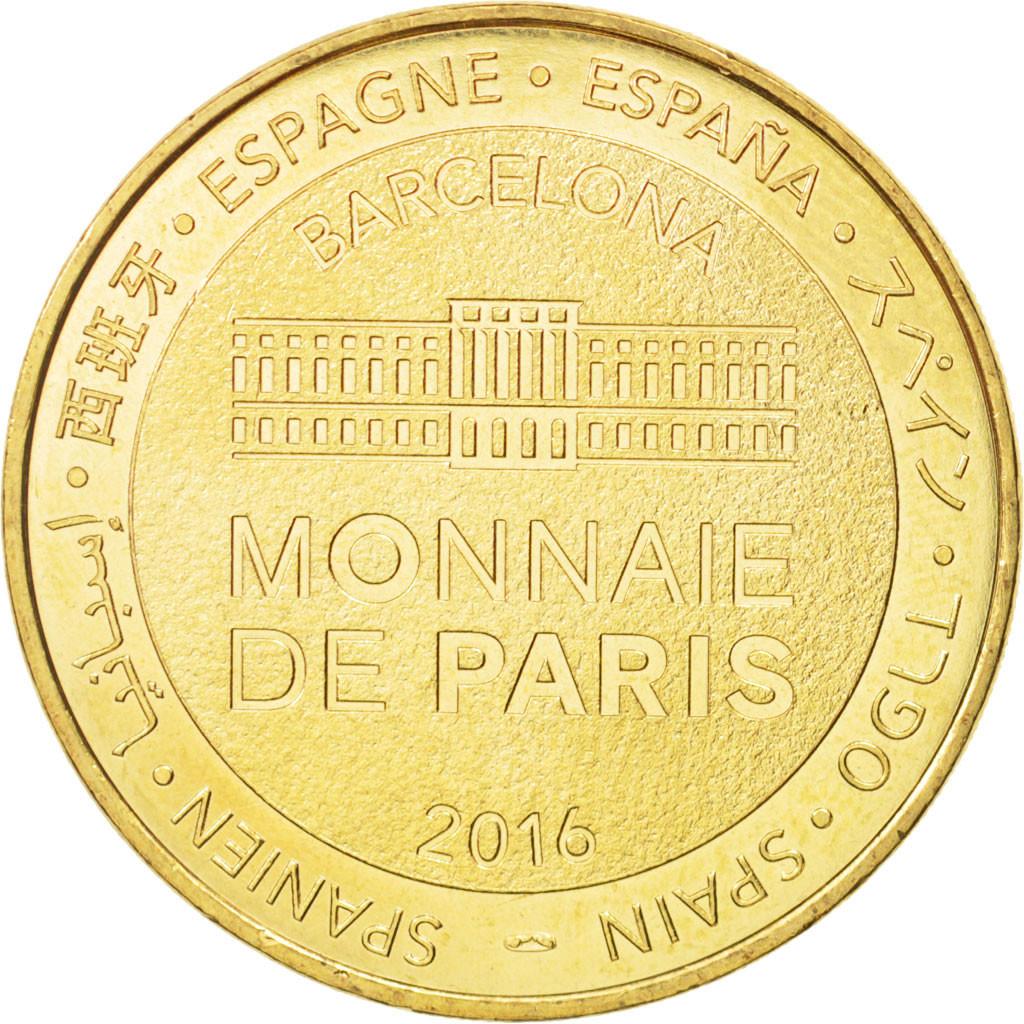 monnaie de paris 2016