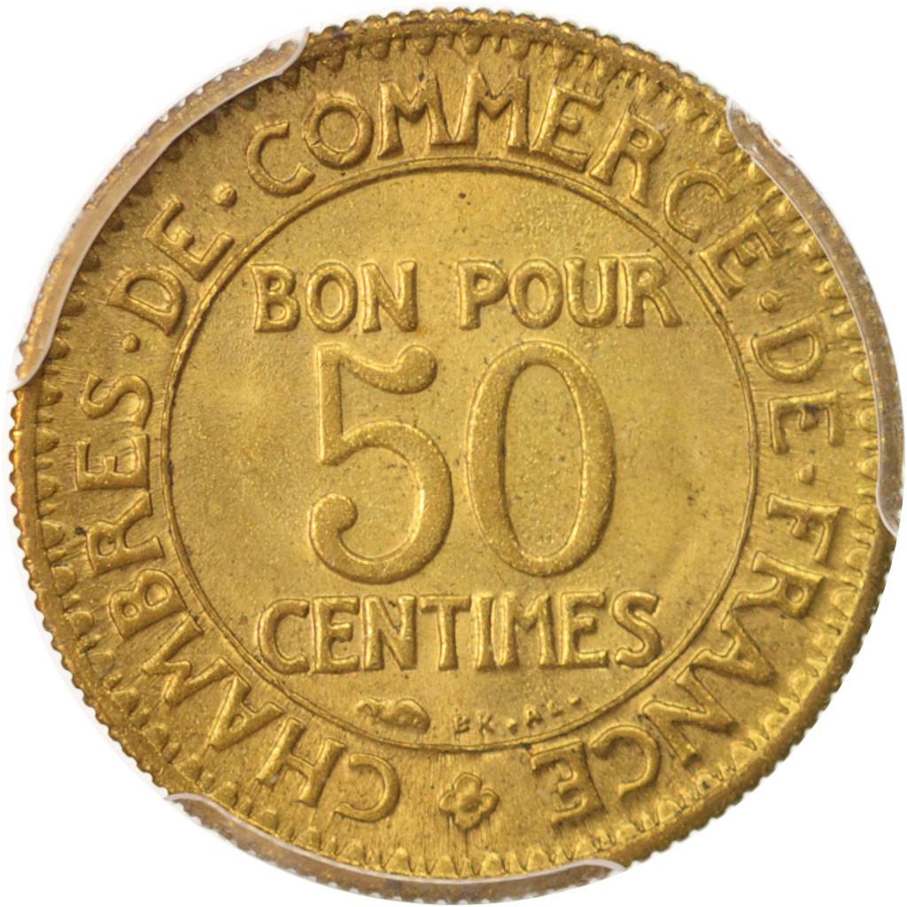 96436 france chambre de commerce 50 centimes 1922 - Chambre de commerce francaise a l etranger ...